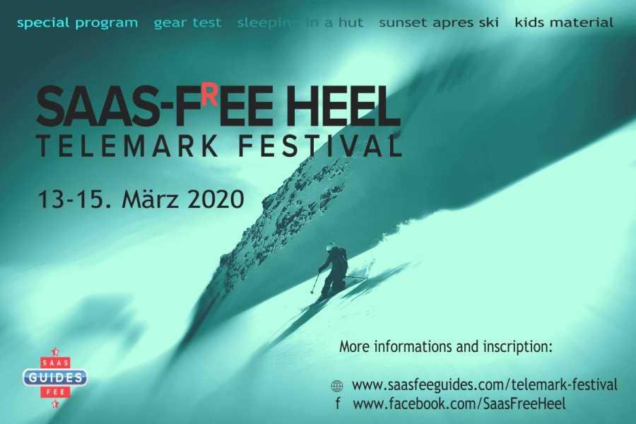 Saas-Fee Guides Free Heel Backcountry Skitour 2020