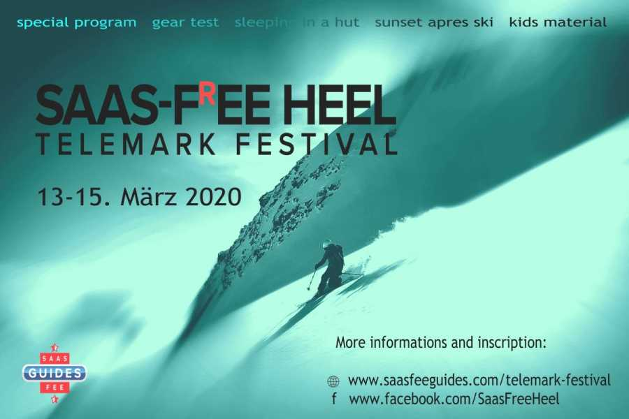 Saas-Fee Guides Free Heel Dinner Party auf Hohsaas 2020