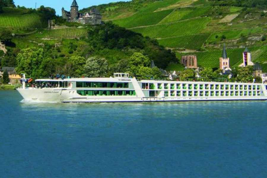 Dream Vacation Tours 9 DAY DANUBE DELIGHT RIVER CRUISE DREAM TOUR