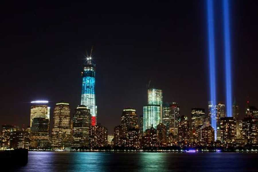 Dream Vacation Tours NYC Luxury Tour during 9/11 from NS, NB