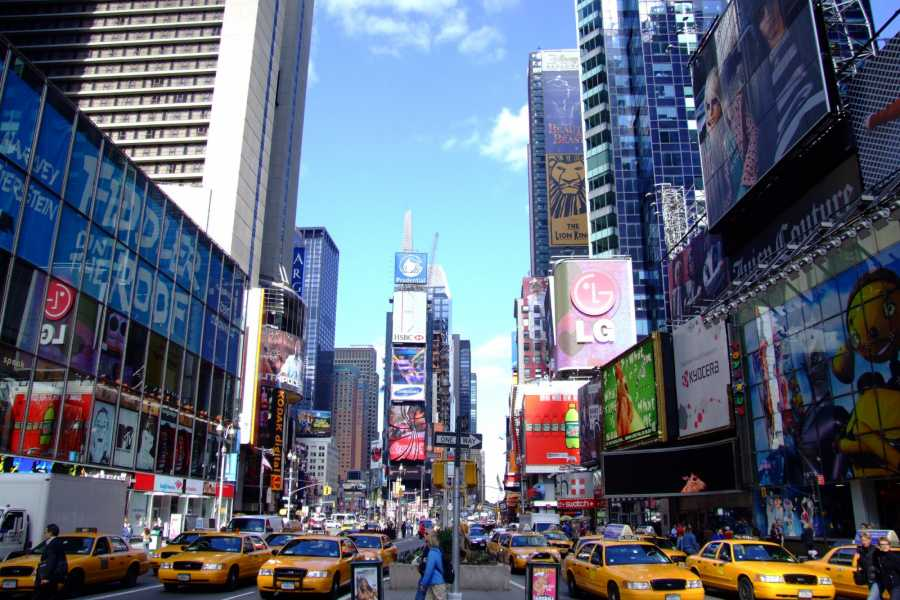 Dream Vacation Tours NYC Luxury tour from PEI