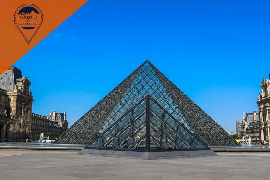 Memories DMC France Must-Sees of the Louvre Museum Semi-Private