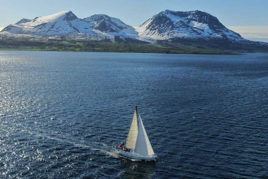 Arctic Sea to Summits Sail and ski