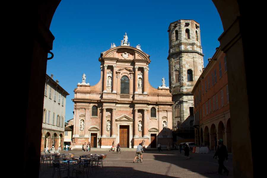 Emilia Romagna Welcome Weekend in Reggio Emilia