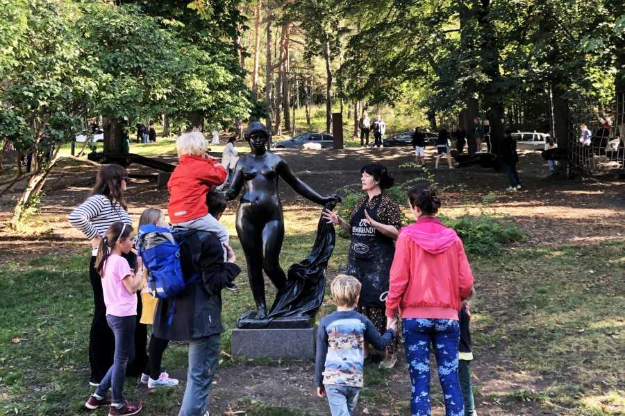 Ekebergparken Sculpture workshop