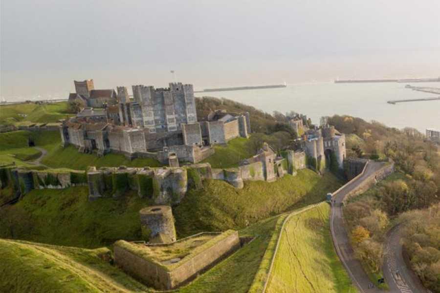 Halal Tourism Britain Leeds Castle, Canterbury, Dover & Greenwich River Boat Ride