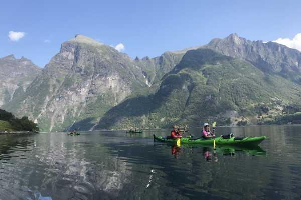 5 day Fjord Hike & Kayak Adventure