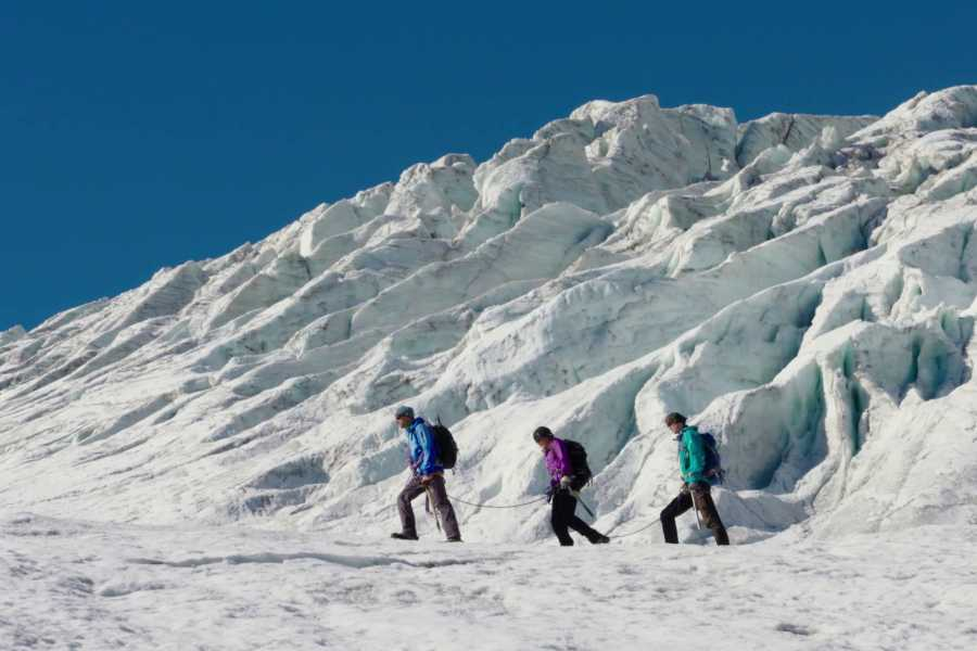 Saas-Fee Guides Glacier Experience - Summer Tour