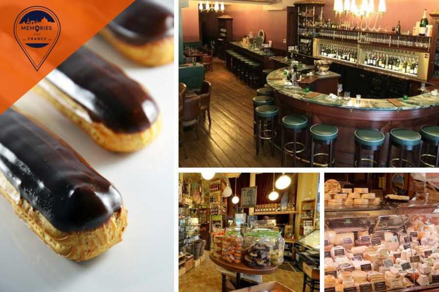 Memories France 'Tour de France' in Paris: gourmet food with tastings
