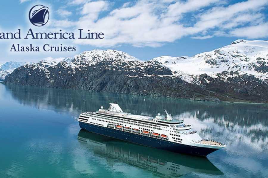 Dream Vacation Tours 7 DAY ALASKAN INSIDE PASSAGE DREAM CRUISE TOUR