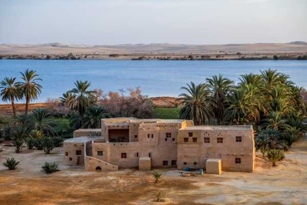 4 days trip Siwa Oasis from Cairo