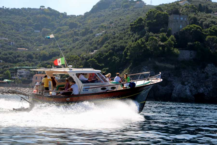 Travel etc Discover Sorrento Coast boat tour