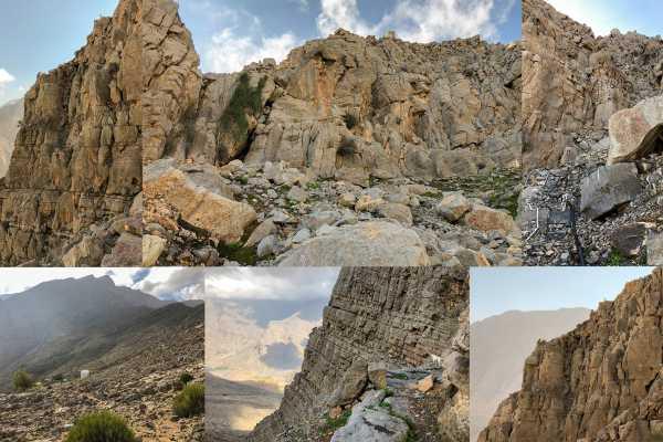 Adventurati Outdoor Scaling Jabal Jais North Side - Friday 6 November