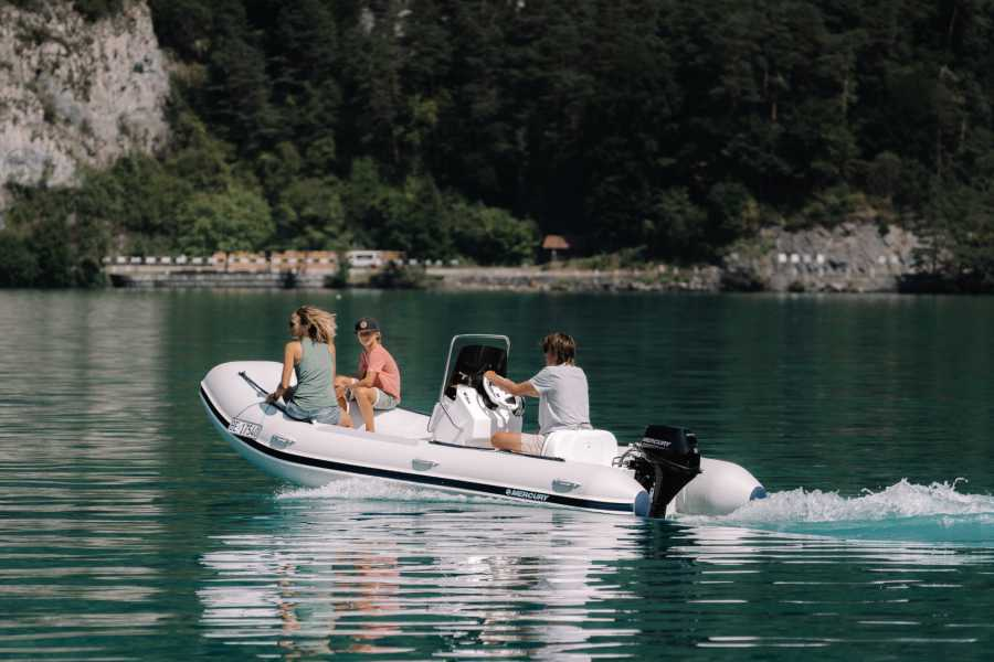 Mountainsurf Watersportscenter Motorboat Rental