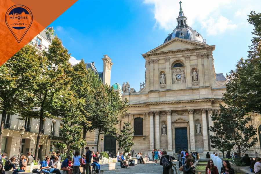 Memories DMC France Private Secrets of the Latin Quarter with Pantheon Dome Climb