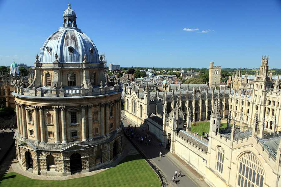 SANDEMANs NEW London Tours Excursión a Oxford desde Londres