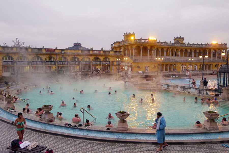 Living Local Hungary Ticket to Széchenyi Spa