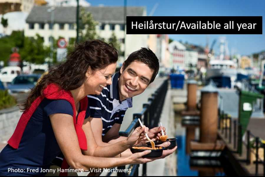 Travel like the locals (Møre og Romsdal) Fra Veiholmen (Smøla) til Kristiansund (en veg)
