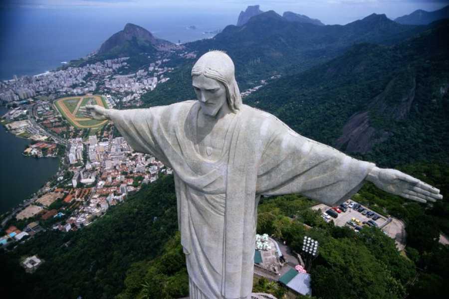 "TourRJ.com ""Best of Rio"" + Lunch Tour."