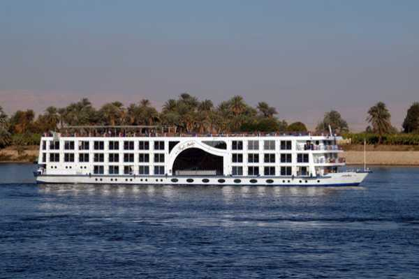 8 days Nile Cruise from Marsa Alam