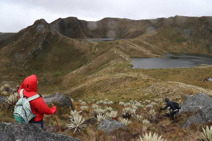 Andes Ecotours Chingaza Siecha Lakes