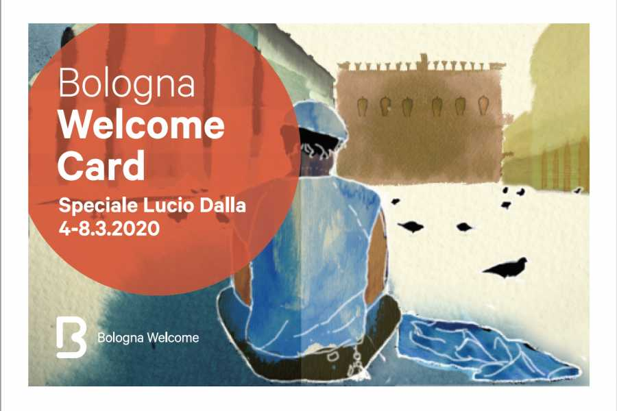 Bologna Welcome BW Card - Speciale Lucio Dalla 2020
