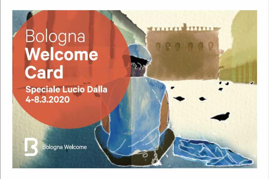 Bologna Welcome BW Card - Speciale Lucio Dalla