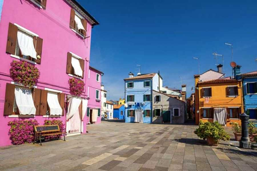 Venice Tours srl TITTI - Excursion to the Islands - Murano, Burano and Torcello