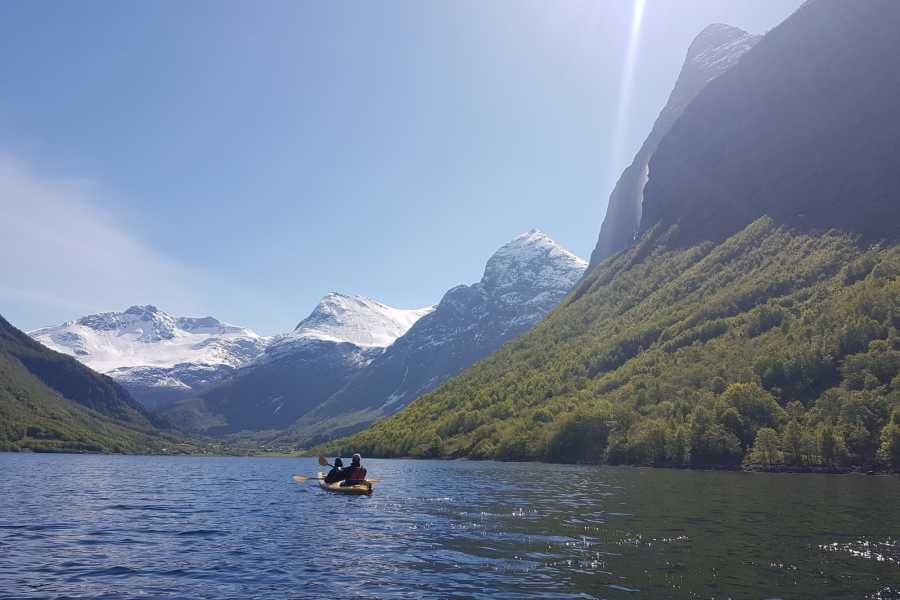 Kayak More Tomorrow Norwegian Adventures Private Tours