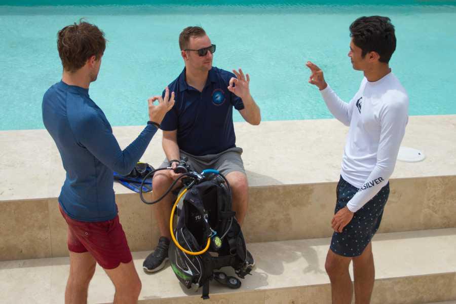 Dive Division PADI Open Water Diver Course