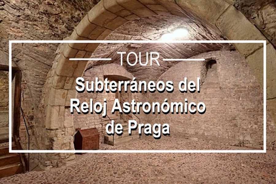 Turistico s.r.o. Tour por los subterráneos del Reloj Astronómico de Praga