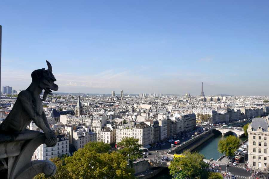 Memories France Best of Paris: Customizable Private Half Day Tour