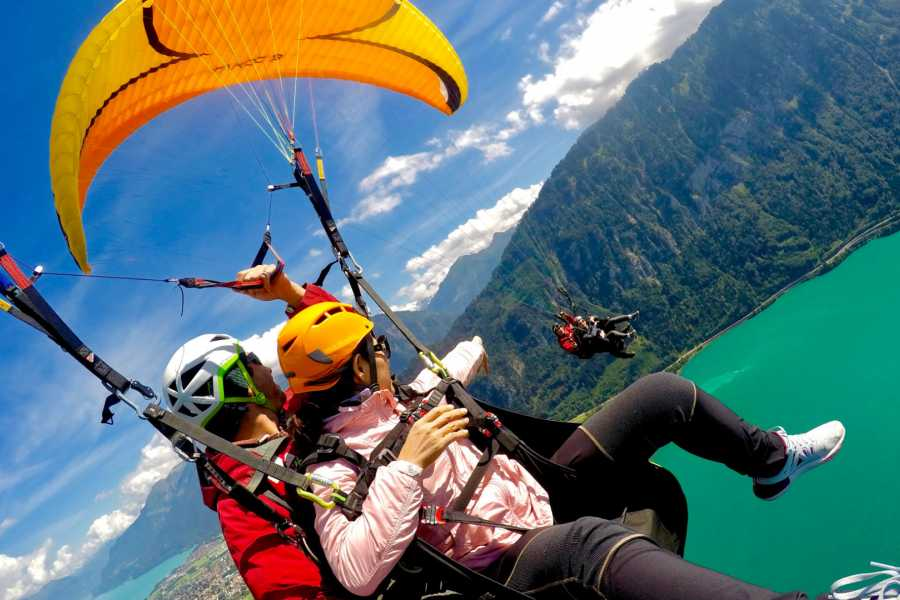 Swiss Paragliding & Adventure GmbH Interlaken Little Flight