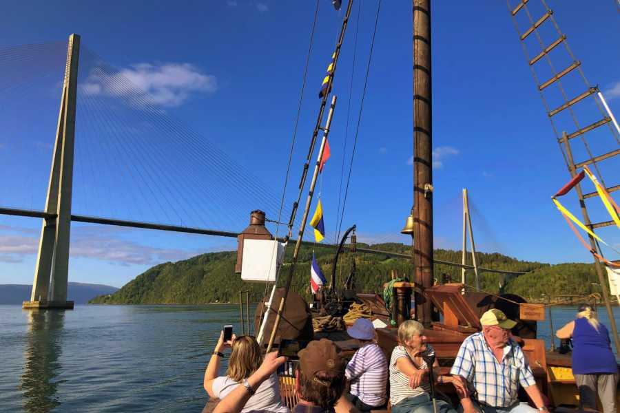 Visit Innherred Vinjesjøen-Sundneshamn - Enkeltanløp