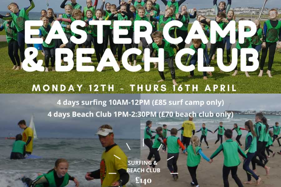 Alive Surf School Easter Surf and Beach Club