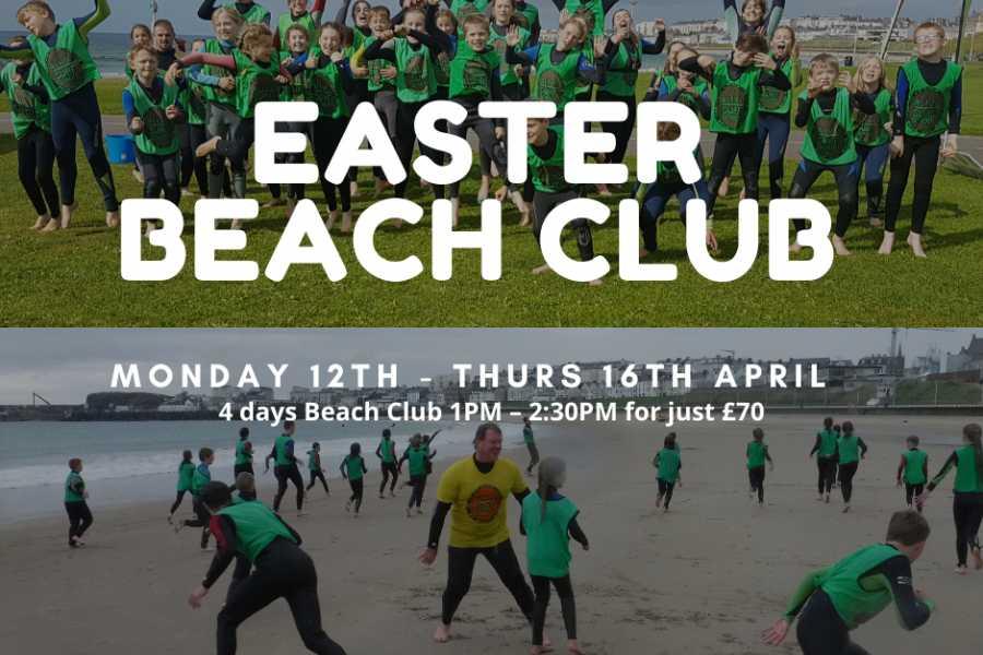 Alive Surf School Easter Beach Club