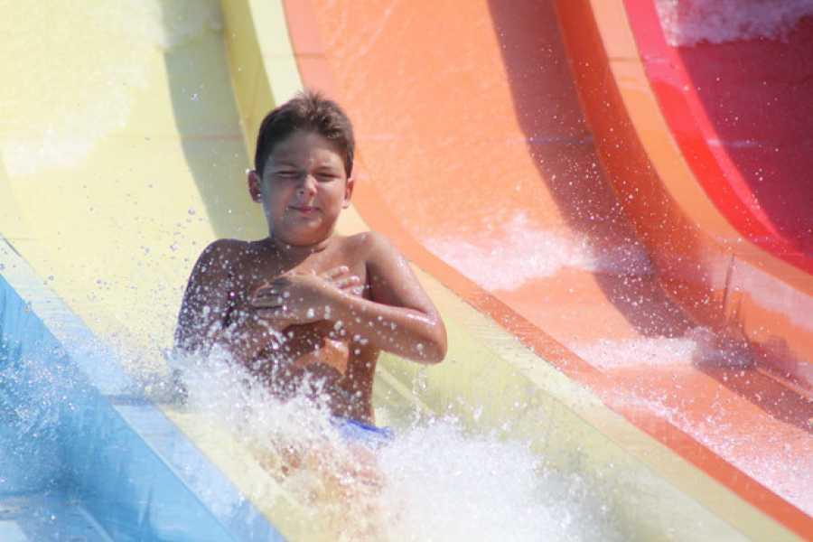 Destination Platanias AQUA CRETA Limnoupolis Waterpark, start from Chania