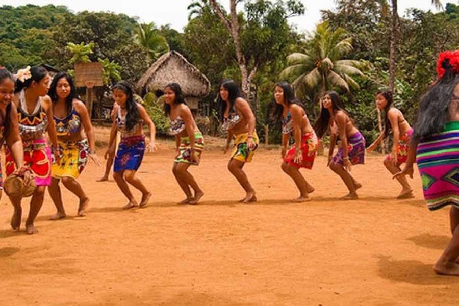 Aventuras 2000 CVDL 2020 - Comunidad Indígena Emberá