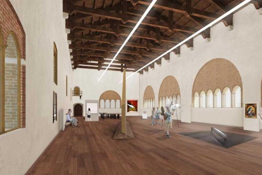 Visit Rimini PART - PALACES OF THE ART IN RIMINI