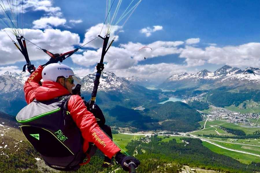 Paragliding Engadin GmbH Engadin Sky Summer