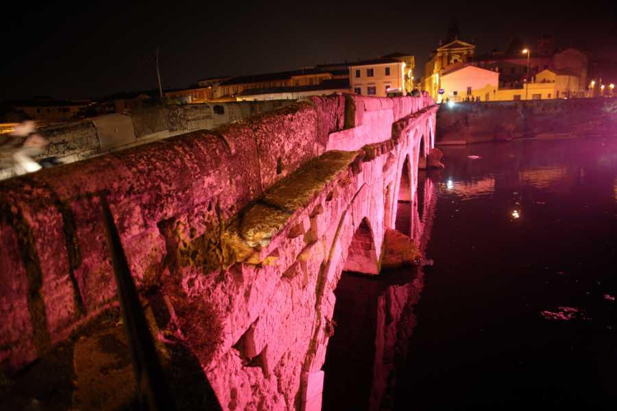 "Visit Rimini ""Notturno d'arte"" (art by night) tour"