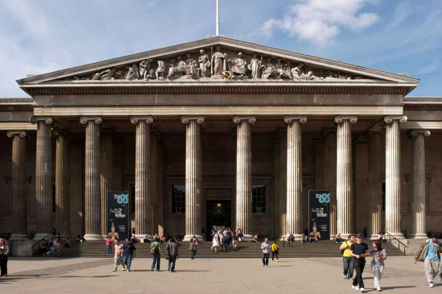 Halal Tourism Britain British Museum Hidden Muslim Treasures Online