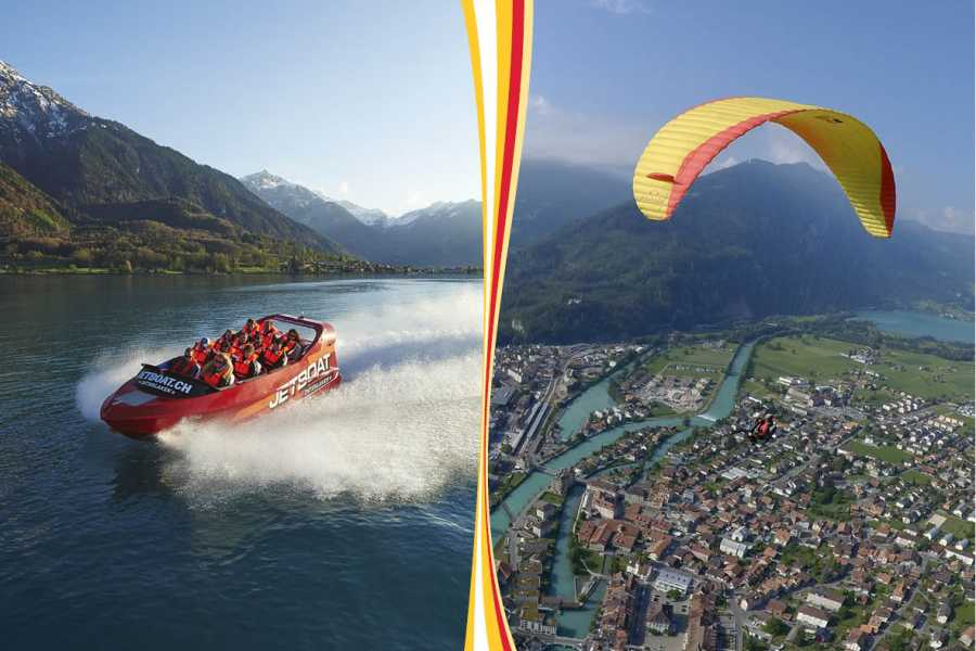 Paragliding Interlaken GmbH Spin and Fly