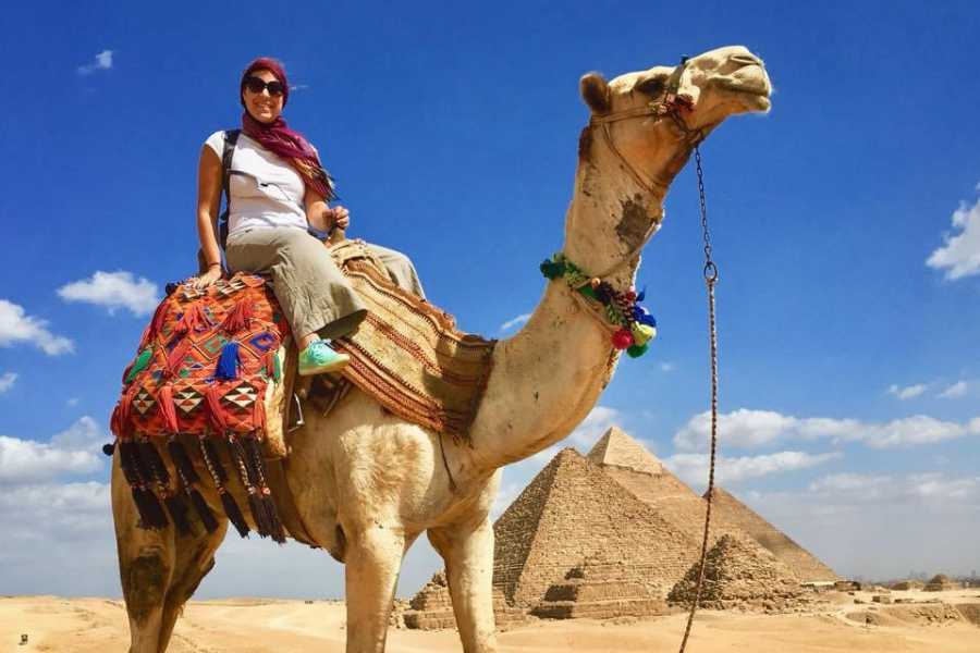 Deluxe Travel Over Day Cairo by flight from Hurghada
