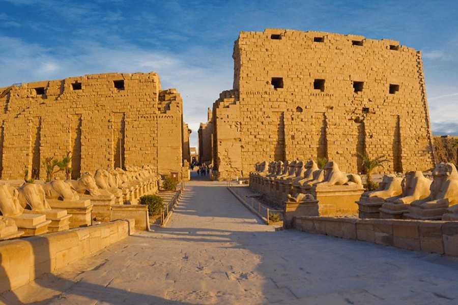 Deluxe Travel Luxor Tour from Sharm El Sheikh by air