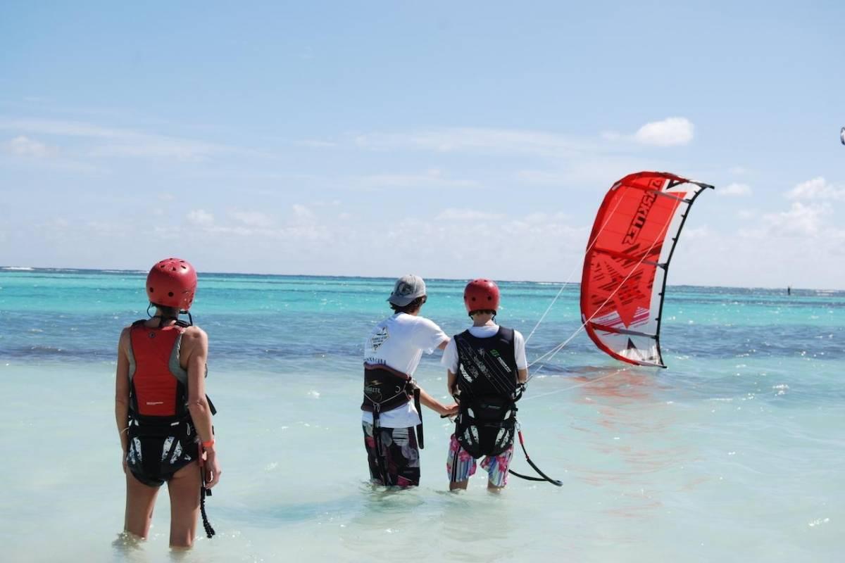 Kite Club Cabarete 1 Week IKO Instructor Course