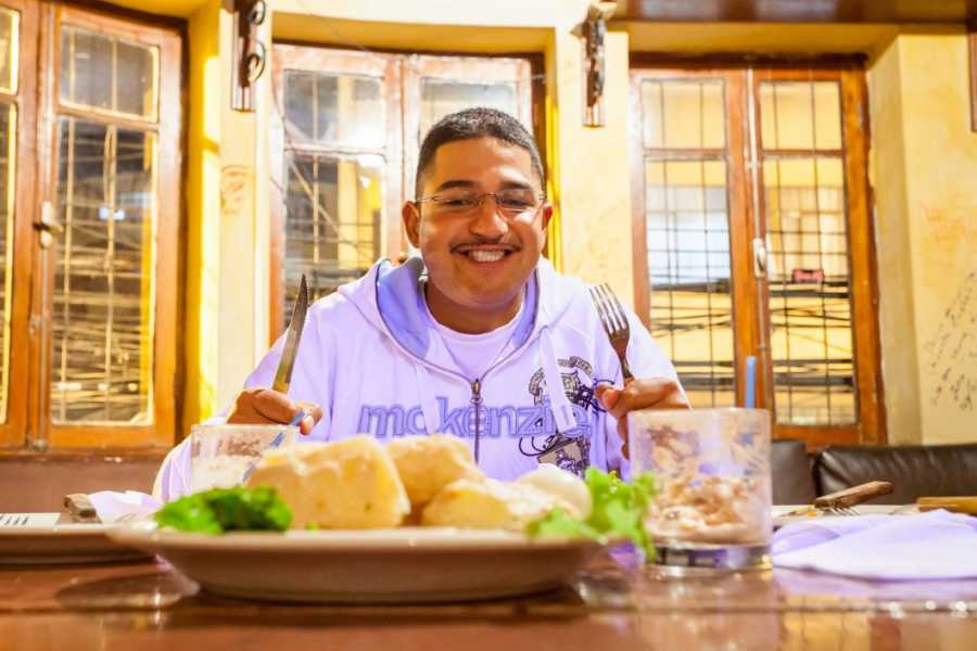 Red Cap City Walking Tours Curso de Cocina Online - Comida Boliviana