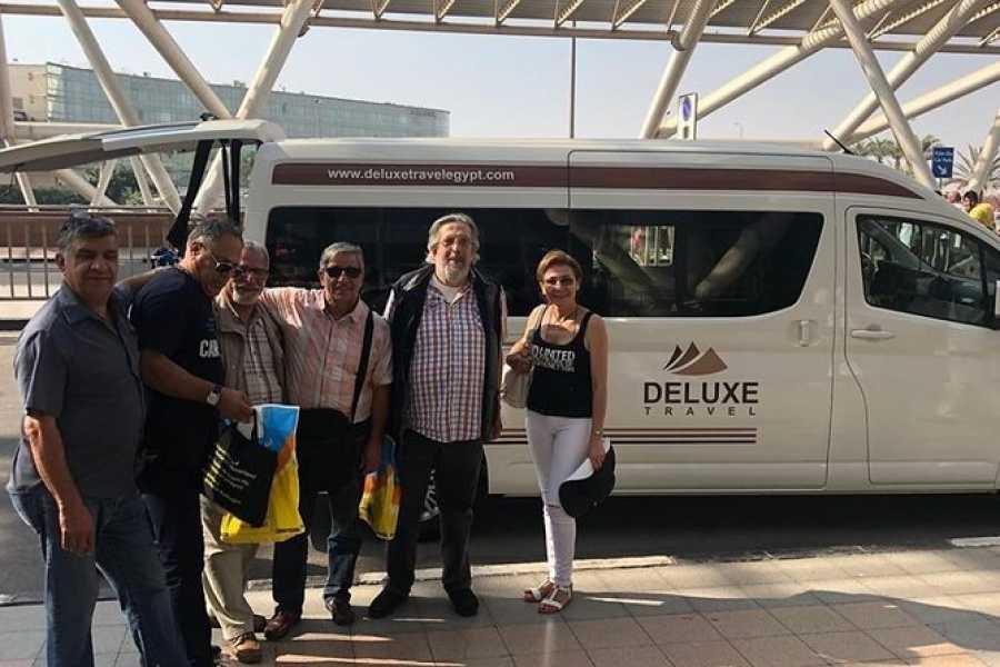 Deluxe Travel Traslado de llegada al aeropuerto de El Cairo