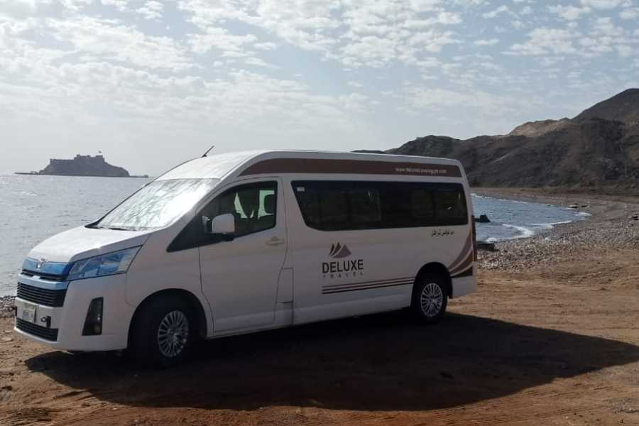 Deluxe Travel Cairo to Alexandria North Coast private transfer