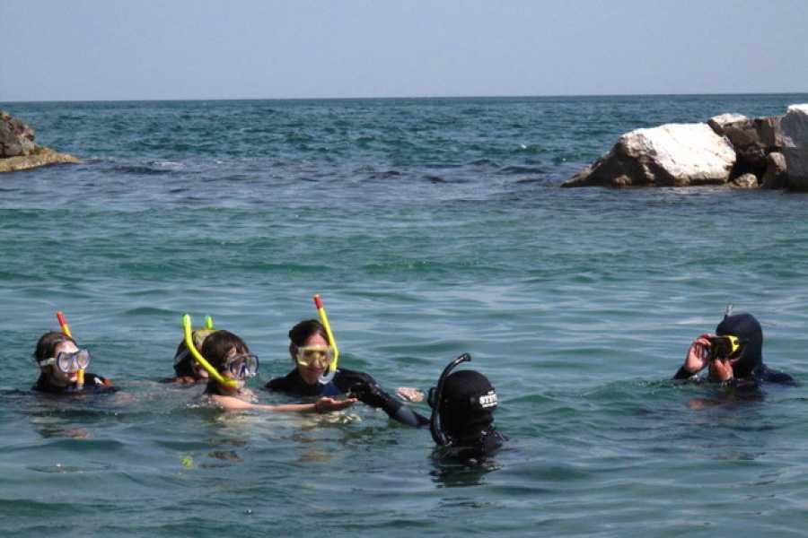 VisitRimini Snorkeling alla Baia degli Angeli